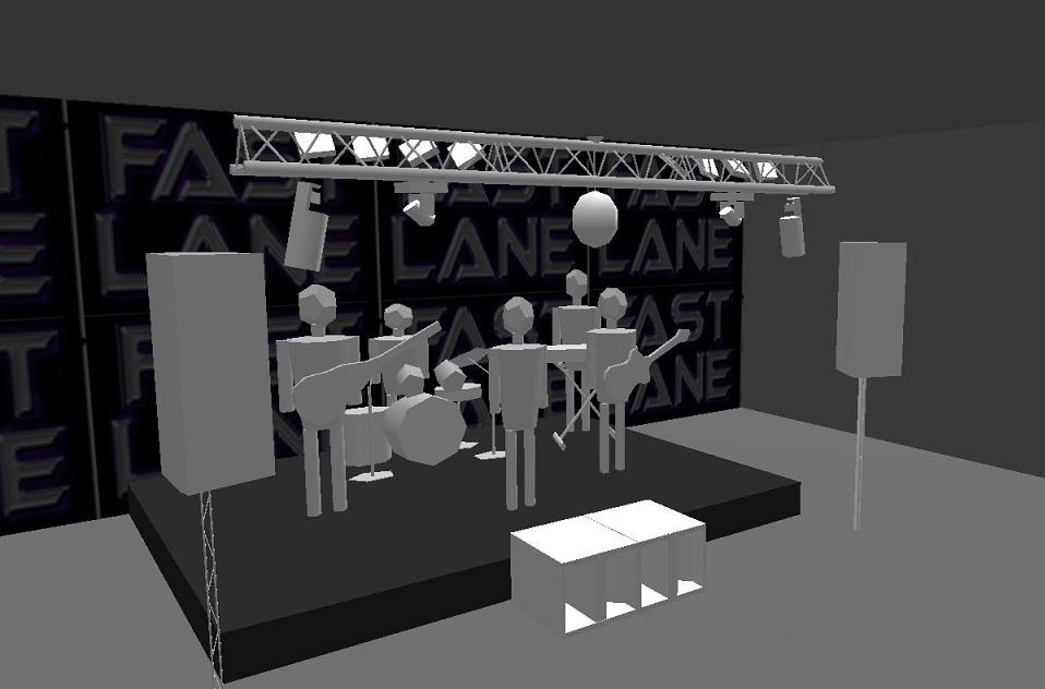 Fastlane Stage Setup